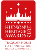 Hudsons Heritage Awards 2015 - Best Innovation - Highly Commended