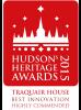 Hudsons Heritage Awards 2015 - Best Innovation - Highly Commended