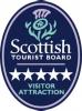 Scottish Tourist Board - 5 Star Visitor Attraction
