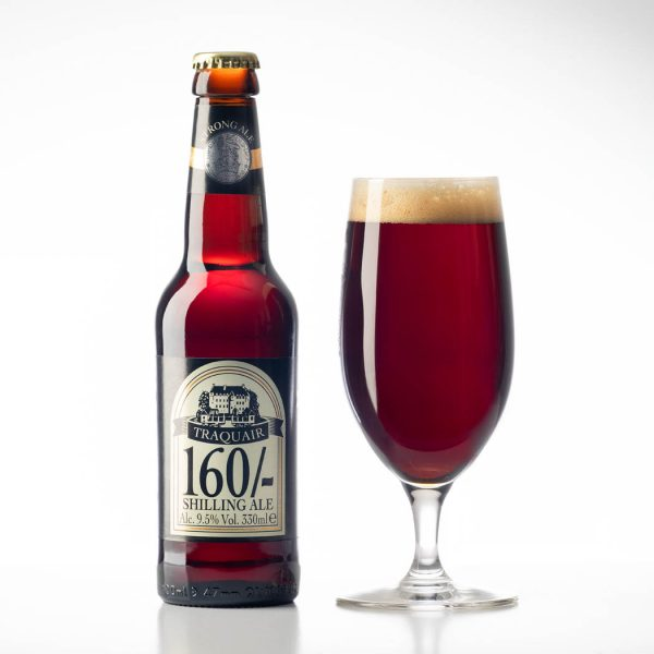 Traquair 160/- Shilling Ale